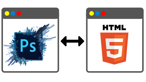 PSD to HTML/CSS
